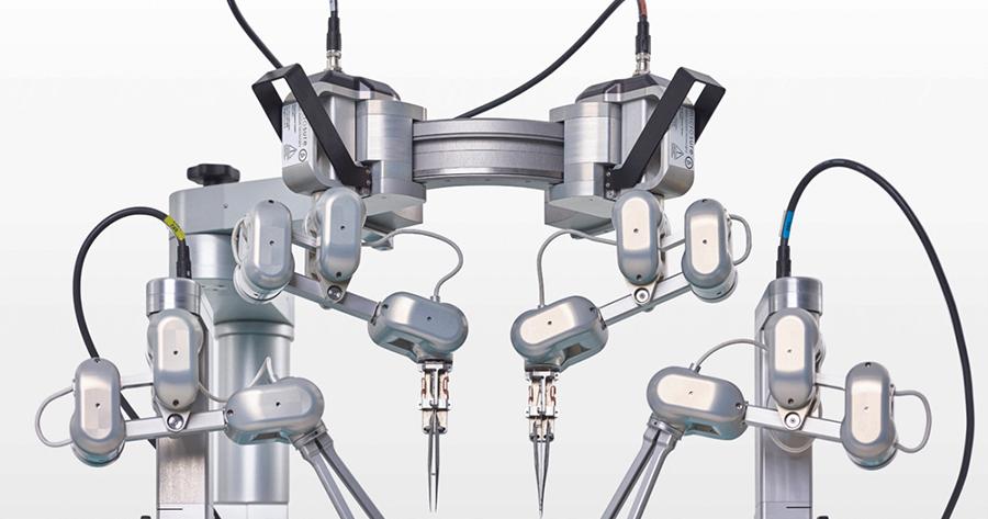 роботизированная хирургическая система
