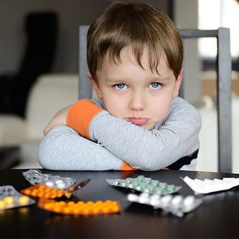 К каким последствиям приводят антибиотики у детей